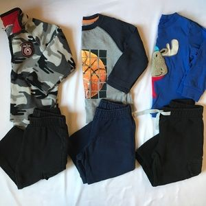 Toddler Boy Outfit Lot